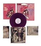 Audrey Hepburn, Rex Harrison & Cecil Beaton Signed Copy of My Fair Lady -- With Limited Mint Edition Soundtrack