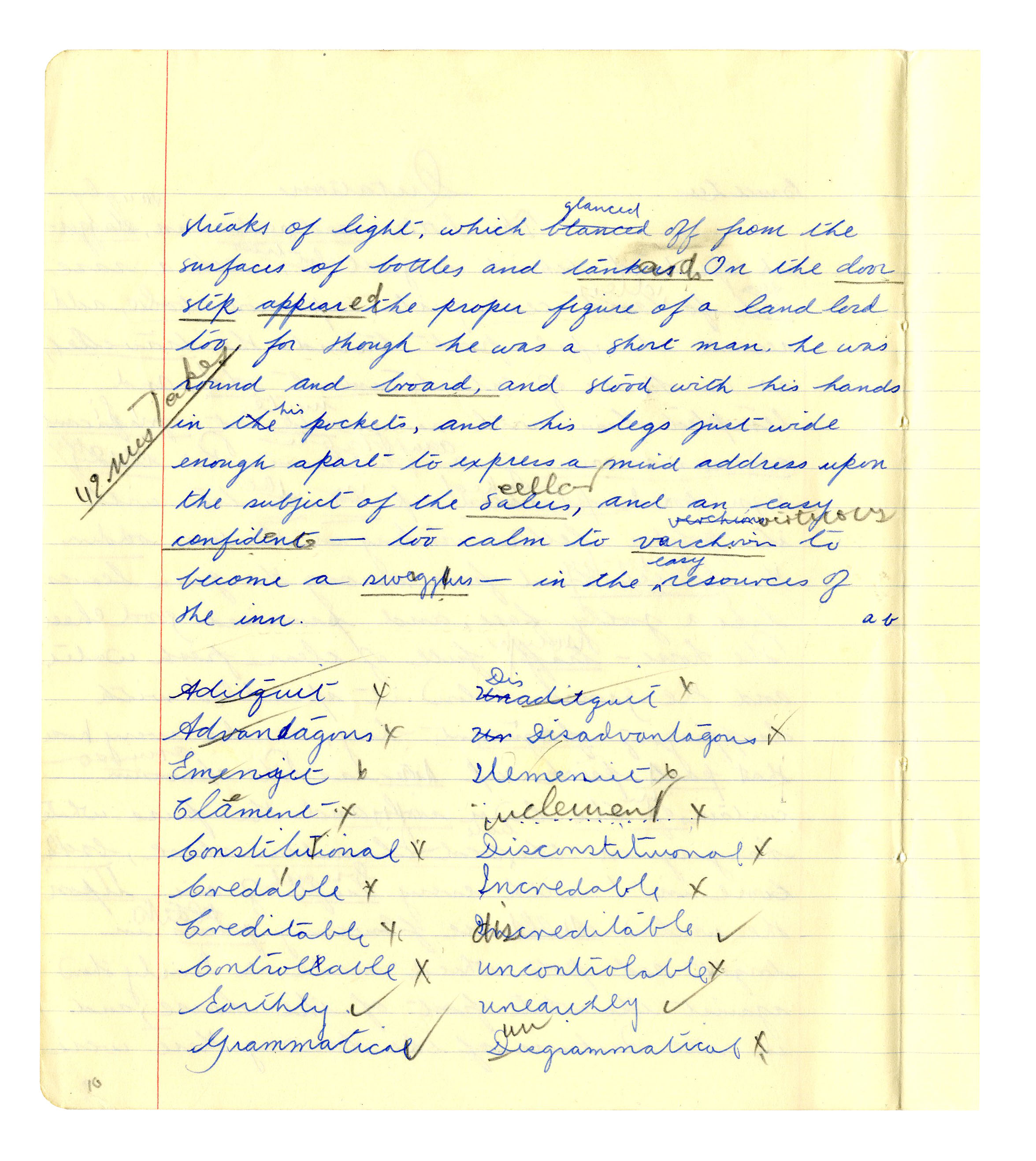 Sample Essay Thesis  Bruce Lee Signed  Handwritten Essay From High School  The Pure  White Hangings Essay Thesis Example also Topics For High School Essays Lot Detail  Bruce Lee Signed  Handwritten Essay From High School  Types Of English Essays