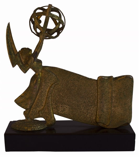 Emmy Award for the JFK Documentary ''A Young Man From Boston''