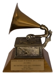 Grammy Award to Lou Rawls for the Hit Dead End Street