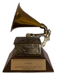 Grammy Award to Lou Rawls for Best R&B Vocal Performance for Unmistakably Lou
