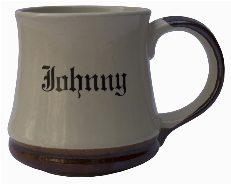Johnny Carson ''Tonight Show'' Coffee Mug
