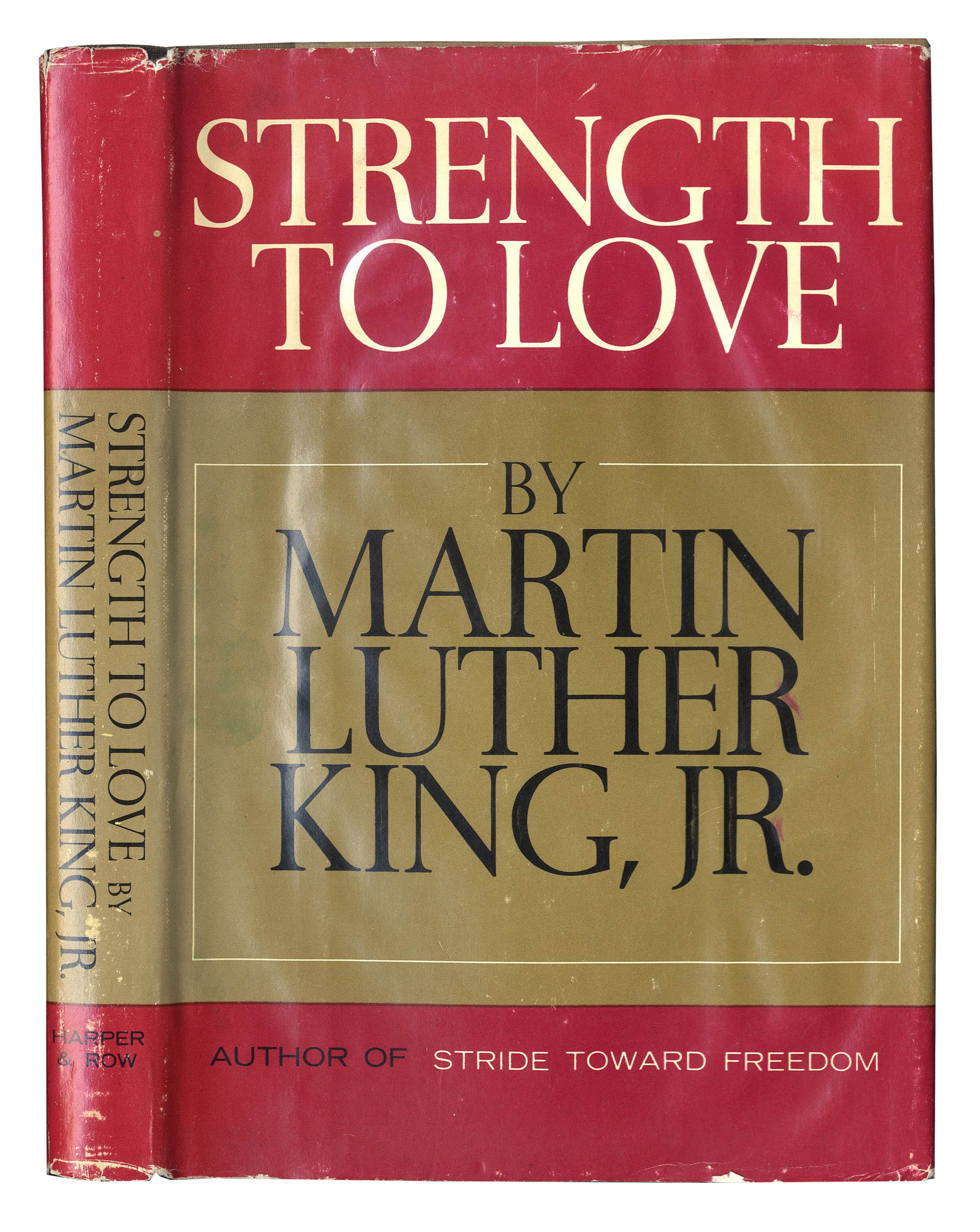 An analysis of the strength to love by martin luther king jr