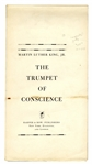 Galley Proofs for Martin Luther King Jr.s Last Book, The Trumpet of Conscience