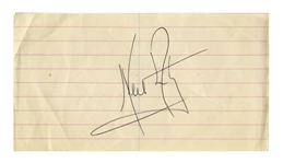 Neil Armstrong Signature