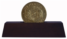 Photoplay Medal -- The First Movie Award in History That Influenced the Academy Awards