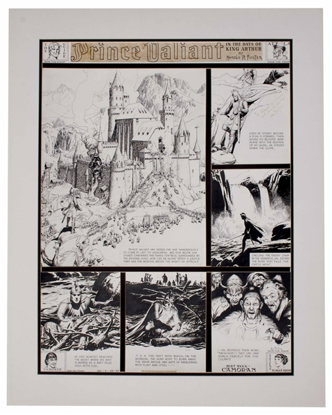 page1image12920 Barry Smith comic art