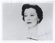 Vivien Leigh Signed Photo