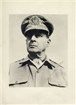 General Douglas MacArthur Signed 11 x 14 Photo