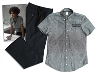 Oscar-Winner Halle Berry Screen-Worn Hero Wardrobe From The Call