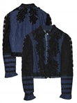 Alicia Keys Worn Anna Sol Jean Jacket -- With a COA From Keys