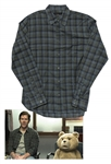 Mark Wahlberg Screen-Worn Shirt From Ted 2