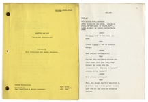 Redd Foxxs Sanford & Son Script -- Revised First Draft of Going Out Of Business Dated 11 July 1974 -- 39 Pages -- Very Good Condition -- From the Redd Foxx Estate