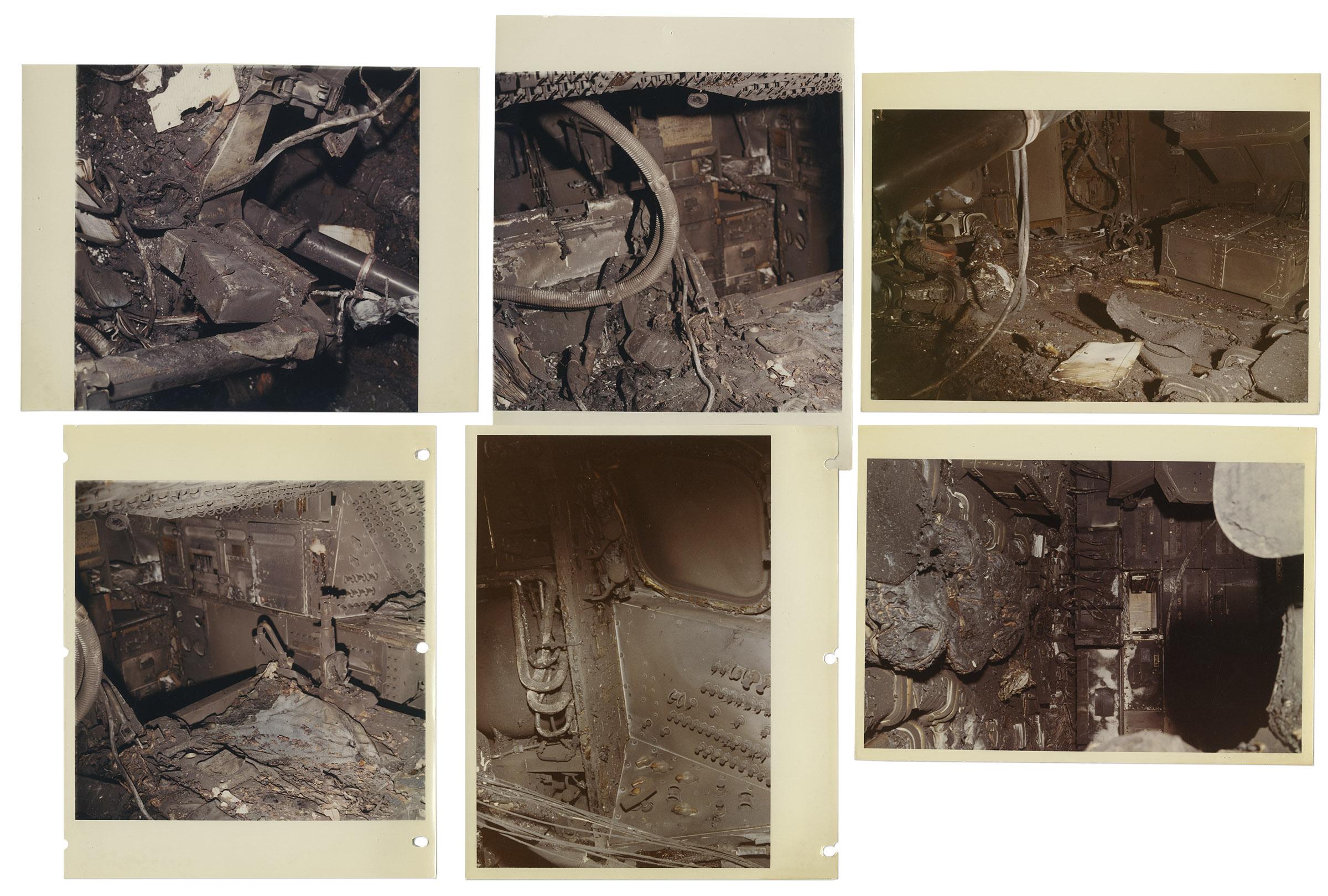 Apollo 1 Fire – HD Wallpapers