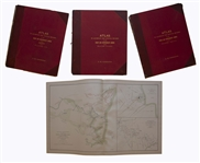 Essential Civil War Reference, the Atlas to Accompany the Official Records With All 175 Double-Page Plates, in Original Bindings
