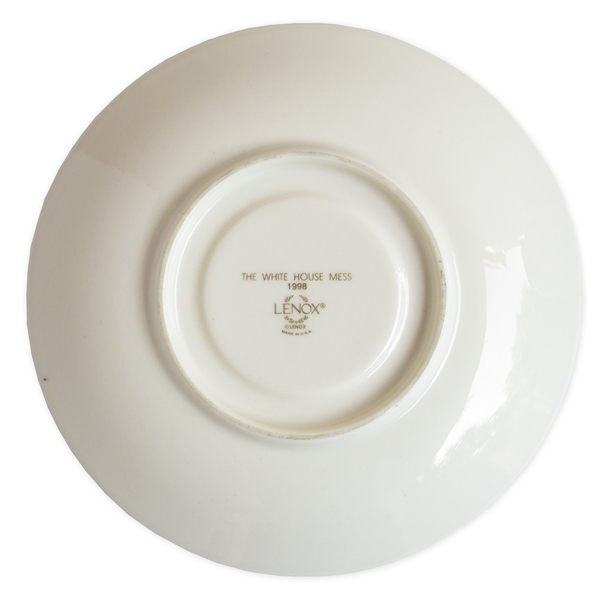 White House China From the Bill Clinton & George W. Bush Administrations -- For ''The White House Mess''