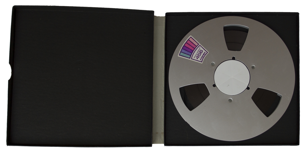 Rare Master Tape Copy of Side One of Prince's Debut Album, ''For You''