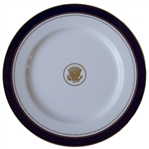 Ronald Reagan Presidential China -- Service Plate Measuring 12, Ideal for Display