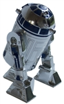 """Star Wars"" Silvered Miniature of R2-D2 -- One of Only 20 Made"
