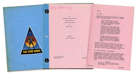 The Star Wars Script Used in Production on the Film From March 1976 -- With the Unequivocal Answer to Han Solos Who Shot First Controversy