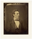 Abraham Lincoln 8 x 10 19th Century Portrait -- ...essentially Lincolnian...