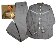 Will Ferrell Screen-Worn Costume From the 2012 Telenovela Spoof, Casa de Mi Padre