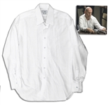 Bruce Willis Screen-Worn Custom Dress Shirt From Red 2 -- With a COA From Premiere Props