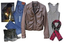 Halle Berry Screen-Worn Hero Wardrobe From The Call