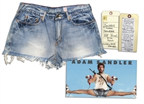 Adam Sandler Worn Costume From The Hit Comedy You Dont Mess With the Zohan