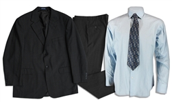 Steve Carell Screen-Worn Wardrobe From The Office -- With a COA From NBC Universal