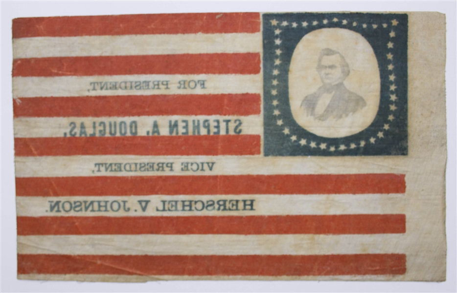 Henry Clay campaign flag