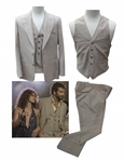 Bradley Coopers Three-Piece Suit From American Hustle
