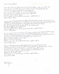 Bob Dylan Signed, Handwritten Lyrics to Like a Rolling Stone -- The Quintessential Rock Song