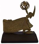 Emmy Award for the JFK Documentary A Young Man From Boston