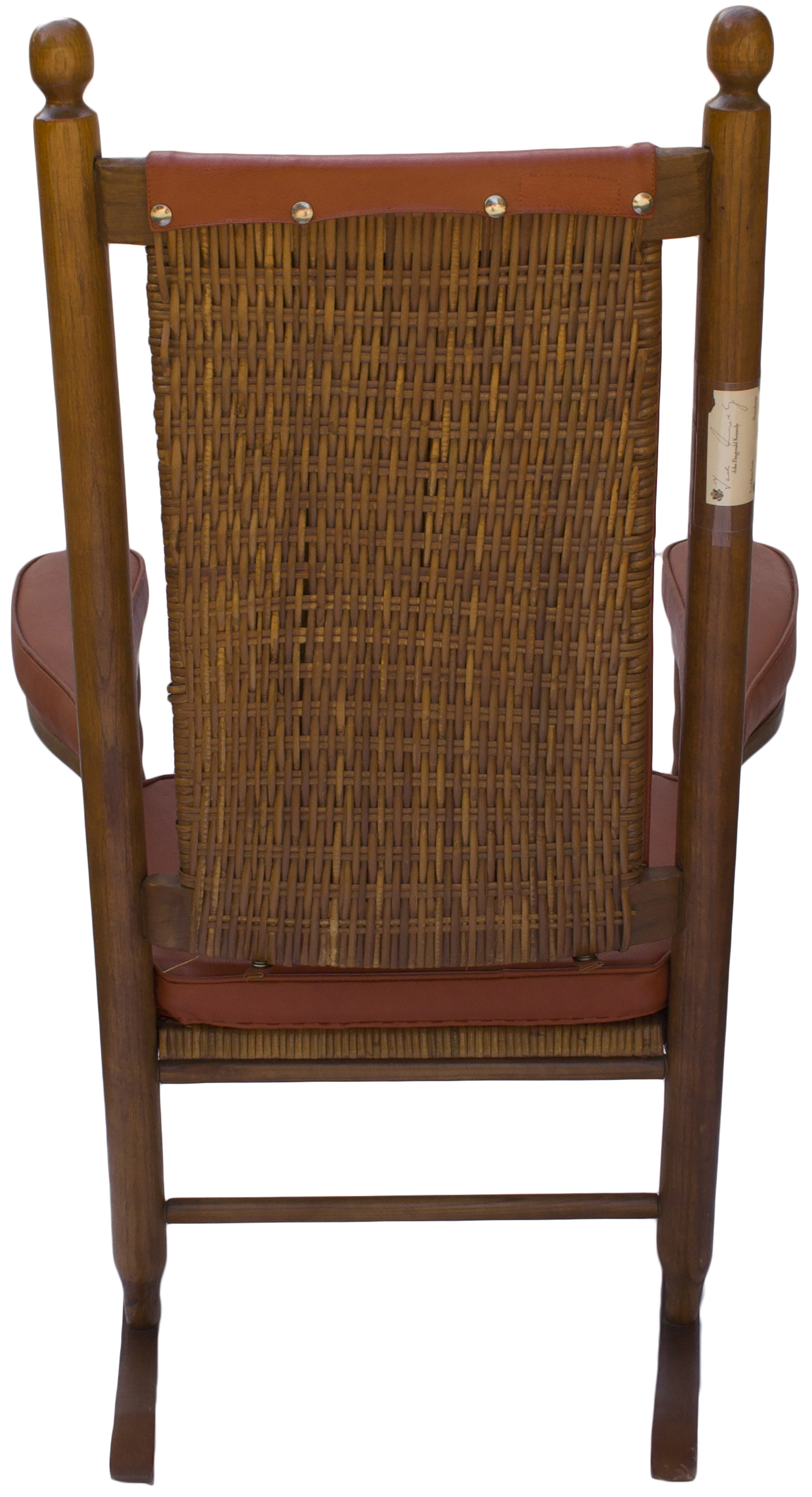 John F Kennedy S Rocking Chair Used By Jfk As President