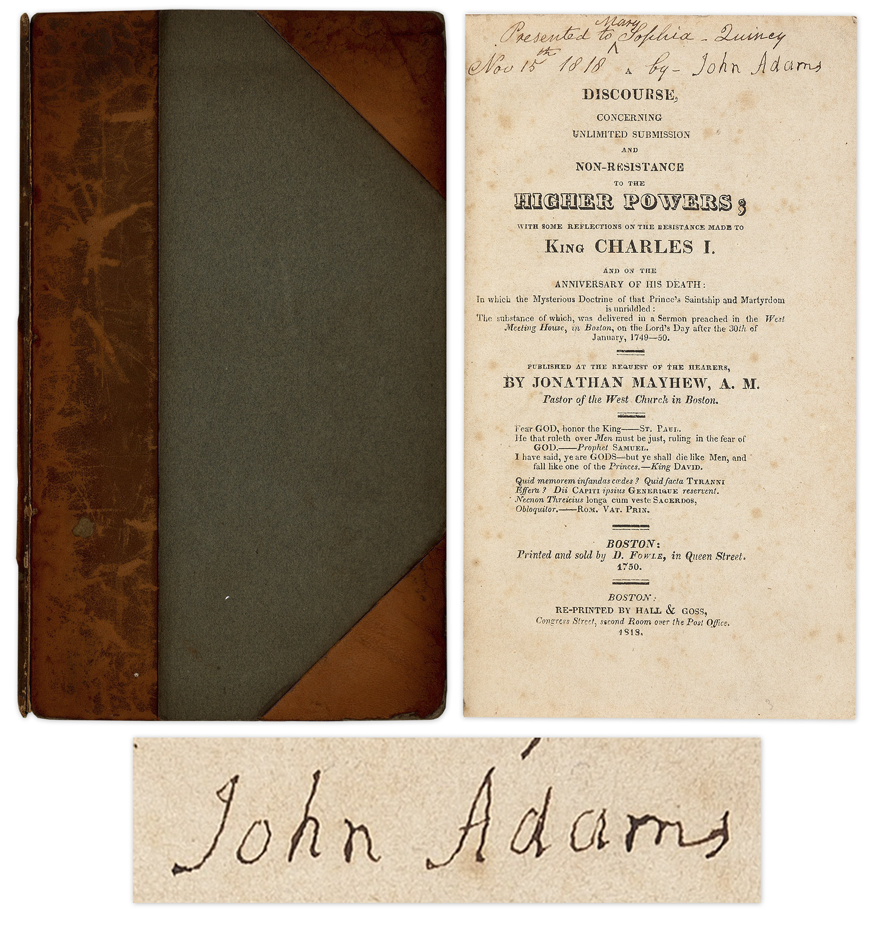 john adams and the american revolution essay A child of the american revolution, john quincy adams was the first president of american history whose father, john adams, also served a.
