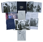 Jimmy Page Signed Limited Edition of ZoSo, His Photographic Autobiography -- The Collector Edition