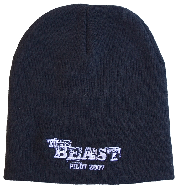 Patrick Swayze Owned Knit Cap From His Last Acting Role, ''The Beast''