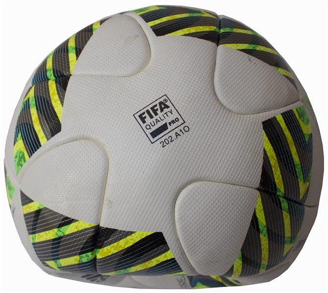 Soccer Ball Used in the 2016 Rio Olympics