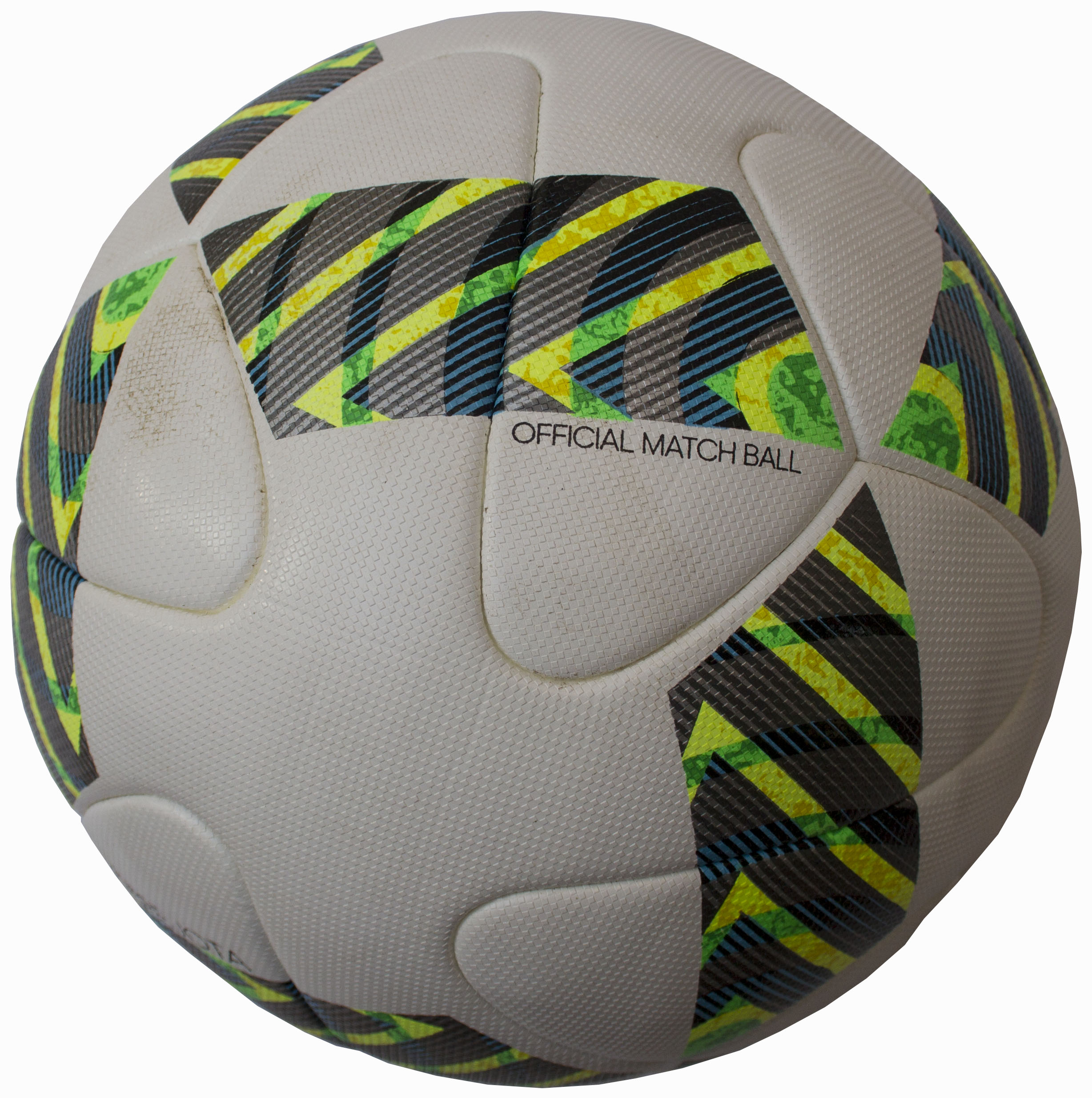 Lot Detail - Soccer Ball Used in the 2016 Rio Olympics