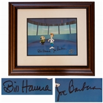 Hanna & Barbera Signed Original Hand-Painted Production Cel for The Jetsons