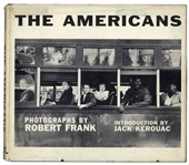 The Americans First U.S. Edition Photography Book, With an Introduction by Jack Kerouac