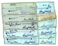 Checks Signed By Conservative Icon Barry Goldwater