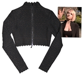 Ellen Barkin Screen-Worn Designer Jacket From Modern Family
