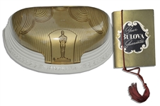 Custom-Made Bulova Case to House a Watch From Their 1950s Academy Awards Line