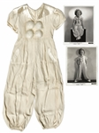Shirley Temple Screen-Worn Pajamas From 1935 Film Curly Top