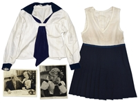 Shirley Temple Screen-Worn Outfit From 1938 Film Little Miss Broadway