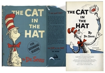 Dr. Seuss The Cat in the Hat First Printing
