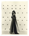 Large 11 x 14 Paramount Studio Portrait of Audrey Hepburn From Funny Face -- From Audreys Personal Collection