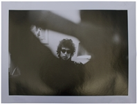 Artistic & Sensual Photo of Bob Dylan From 1966 Taken by Noted Rock Photographer Jan Persson